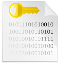 document-encrypted-yellow