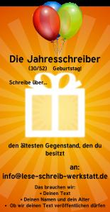 jahresschreiber30