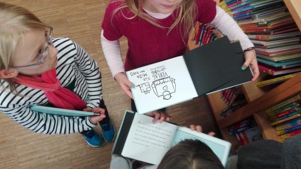 Ein eigenes Buch - gezeichnet und signiert vom Autor