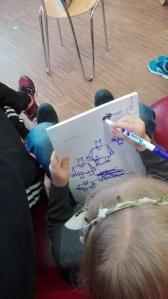 Orks zeichnen - jeder macht mit
