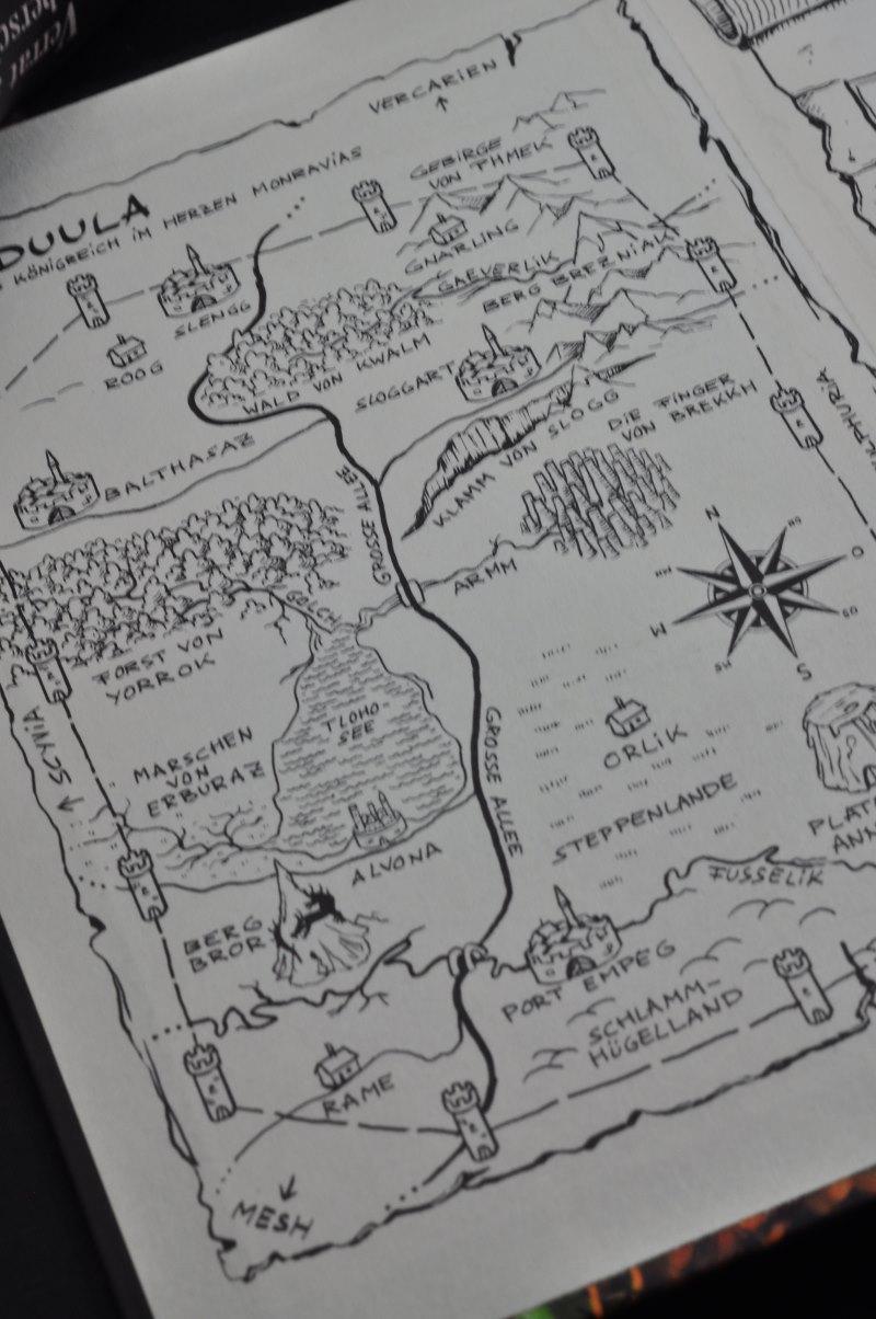 Landkarte Konduula