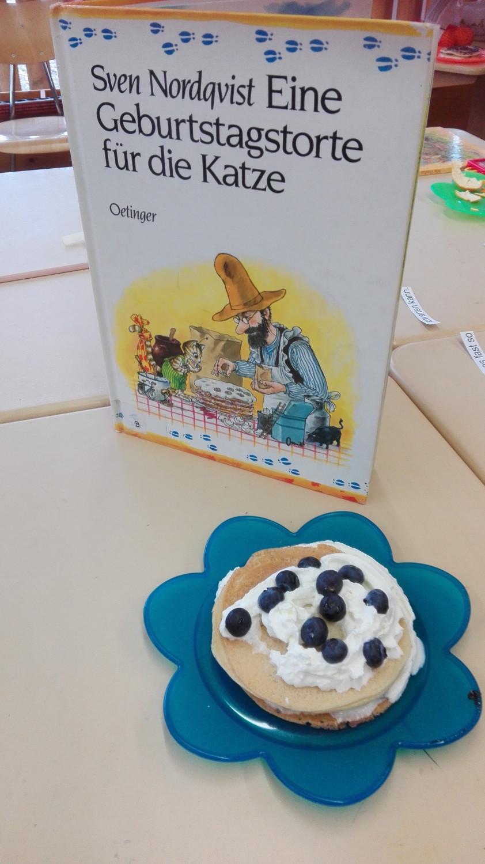 Pfannkuchen Lesenische