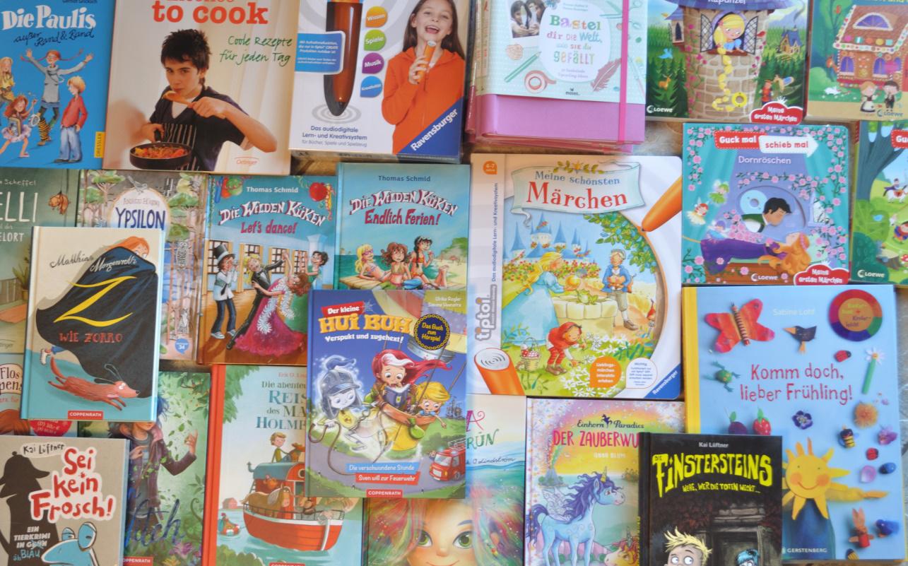 Märchenhafte Bücherpreise