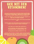Her mit den Vitaminen! Wir suchen dein Vitamin-Power-Rezept! Schicke uns bis zum 28.02.2021 deine Rezeptidee. Smoothie? Müsliriegel? Obstsalat? Fruchtiger Nachtisch oder herzhaftes Hauptgericht? Egal! Sei kreativ und schicke uns ein Rezept in dem die Vitamine tanzen! Unter allen Rezepten losen wir einen Gewinner aus. Diesem erfüllen wir einen Bücherwunsch (bis zu 25 €). Also her mit den Vitaminen! Wir sind auf deine Idee gespannt! Bitte schicke uns dein Rezept per Worddokument unformatiert an info@lese-schreib-werkstatt.de Und da wir Vitamin D tanken, wenn wir draußen unterwegs sind: Hast du auch eine Fitness-Tipp für draußen? Eine Spielidee für den Spaziergang, eine Aktion im Wald? Verrate sie uns gerne!